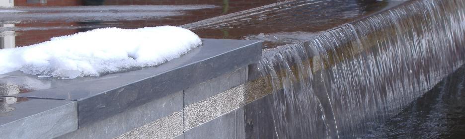 Waterval-slider