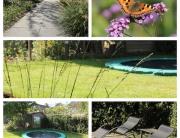 gezinstuin trampoline