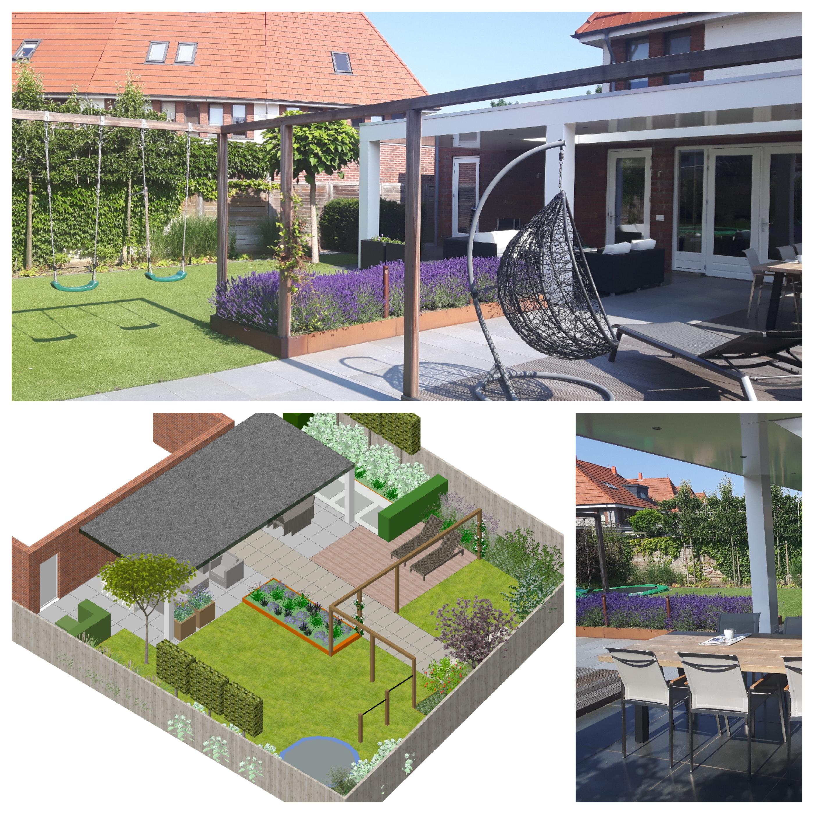 terrasoverkapping aan huis